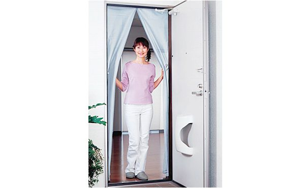 NEW室内がみえにくいドア用アミ戸