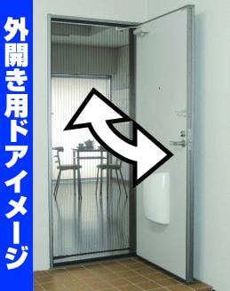 カーテンレールのように開閉スイスイ レール式ドア用アミ戸