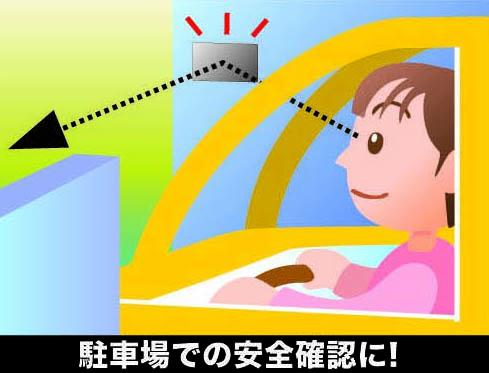 快適防犯 防犯・プライバシーミラー M