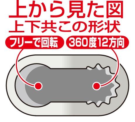 快適便利 物掛けSフック Lサイズ280mm